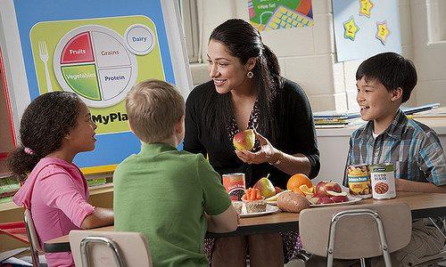 UM Institute of Child Nutrition Helps Schools Transform Their Menus