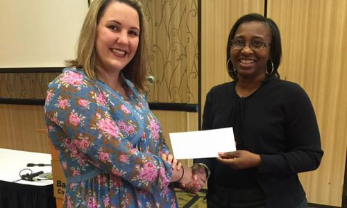 UM Social Work Student Wins Leadership in Health Care Scholarship
