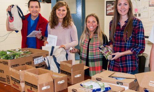 Nutrition Professor Develops Food-based STEM Curriculum