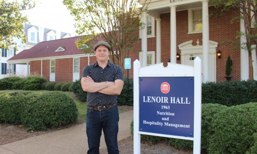 Alumnus Credits UM Experiences for Role in James Beard Nomination