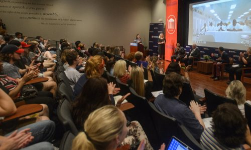 'Just Mercy' Panel Sparks Restorative Justice Discussion at UM