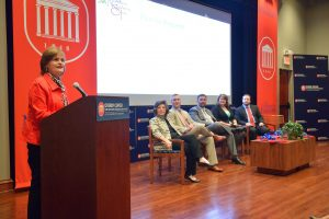 UM Nutrition and Hospitality Management Conducts Leadership Session