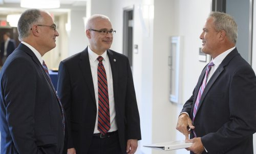 School of Applied Sciences Hosts GHM Open House