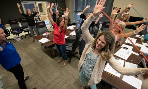 UM Faculty Help Mississippi Students 'Fuel to Learn'