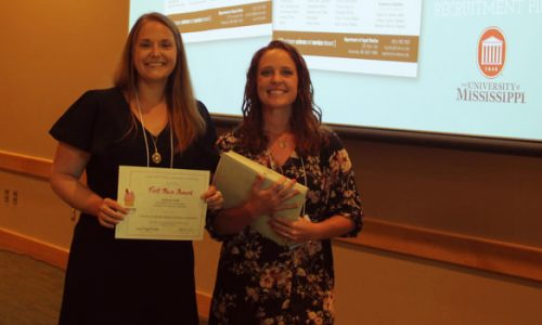 Communications Officer Lauded at Statewide Conference