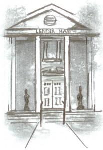lenoir drawing
