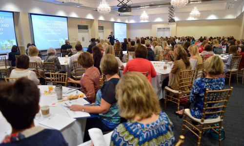 Upcoming 12th Annual Fall Institute Focuses on Pre-Literacy Language Skills