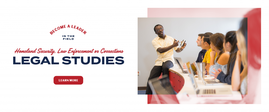 Dr. Francis Boateng teaches Foundations of Terrorism in Legal Studies