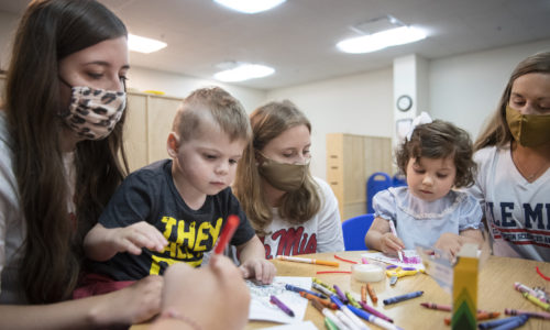 Clinic Helps Children with Language Disorders Prepare for Kindergarten