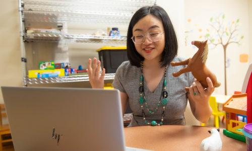 Applied Sciences Faculty Member Receives Powe Award